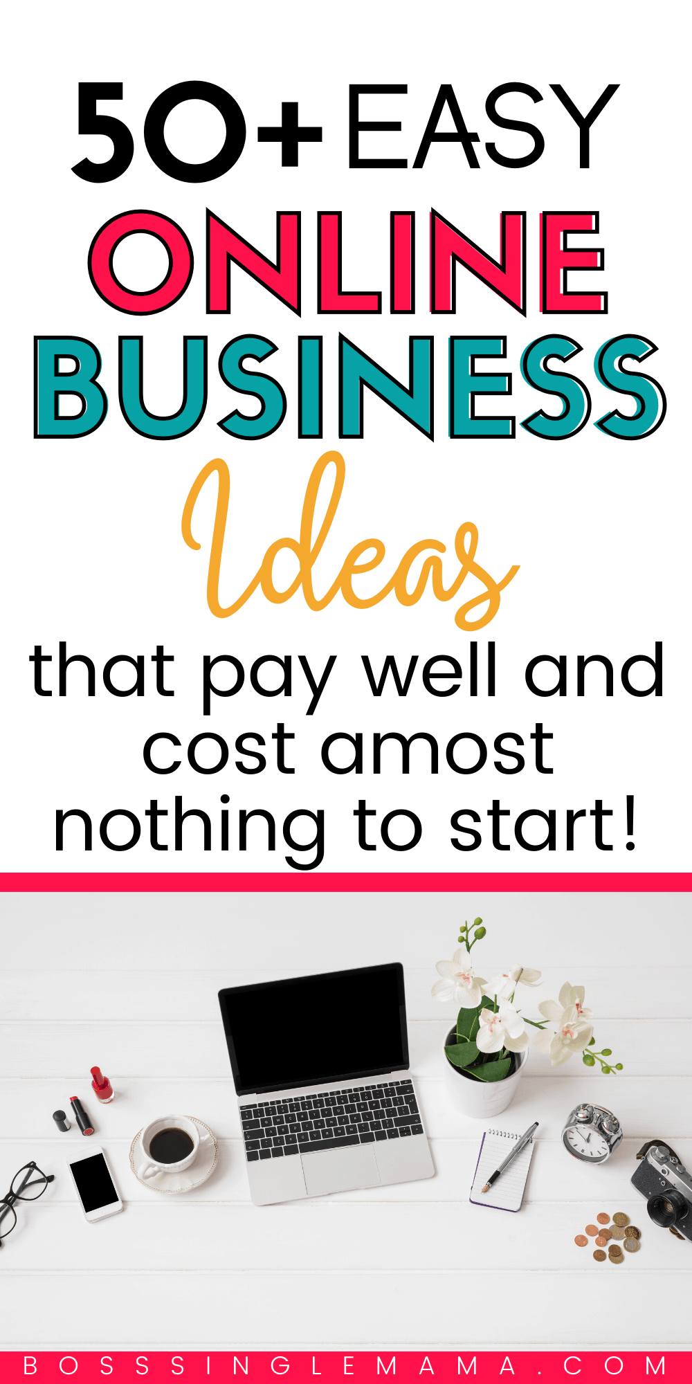 easy online business ideas