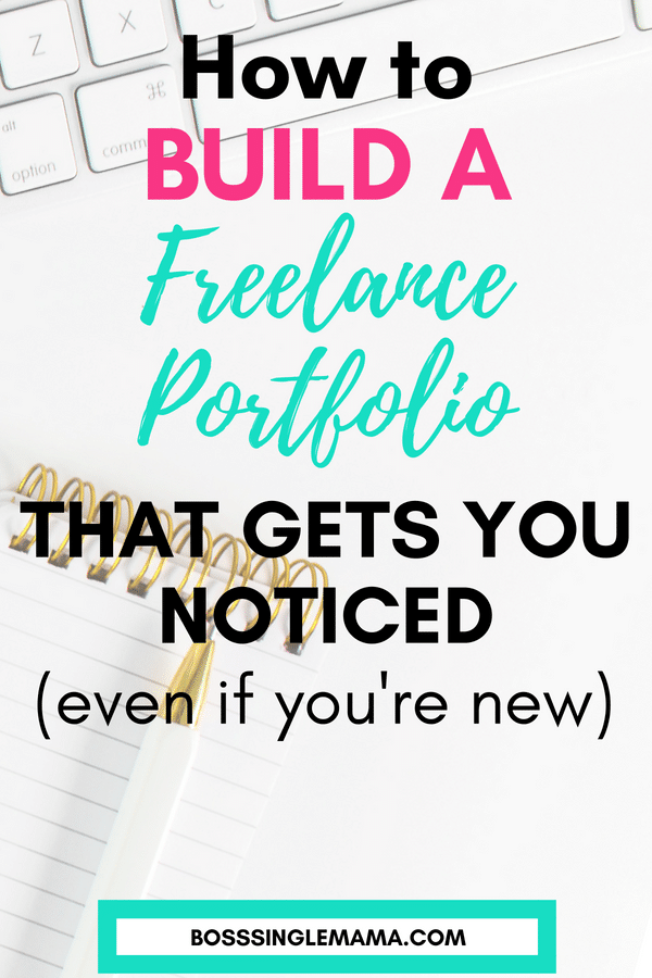 How to Build a Freelance Portfolio That Gets You Noticed