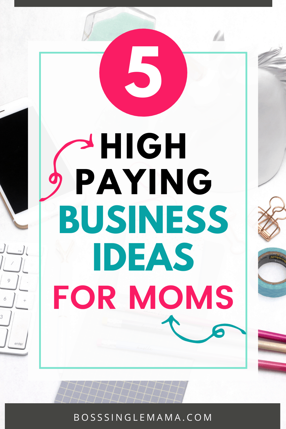 5 Legit Business Ideas For Moms You Can Start To Earn 5 000 Monthly Boss Single Mama