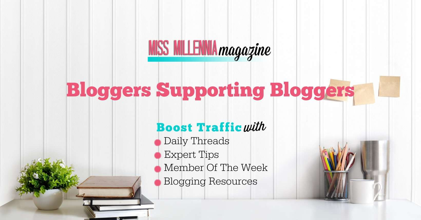 bloggers supporting bloggers