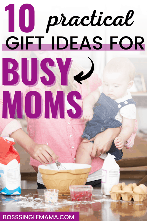 busy mom gift ideas