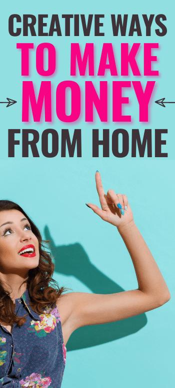 creative ideas to make money