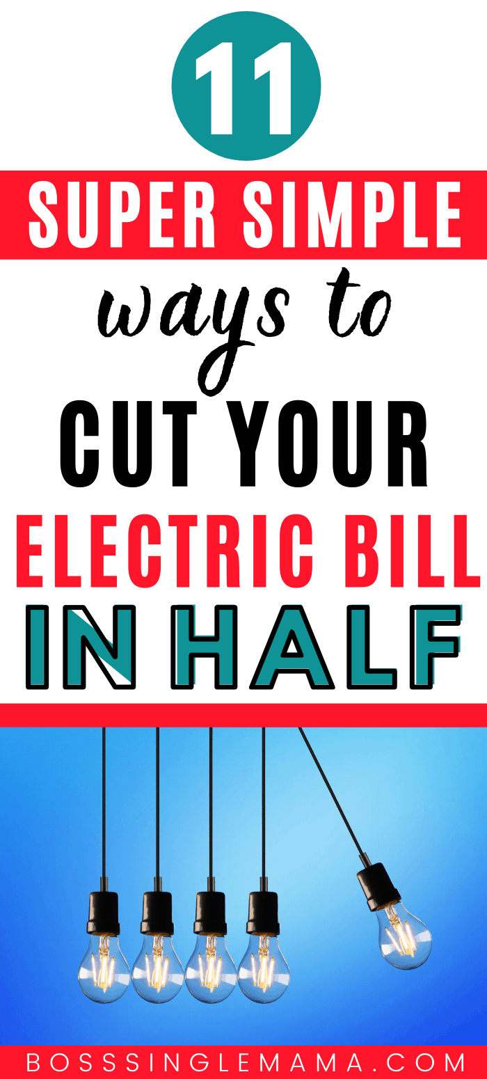 save on electric