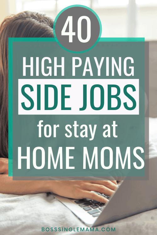 best side jobs for moms