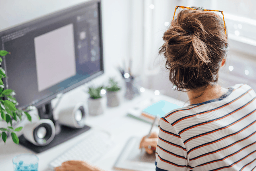 make money as an online scopist