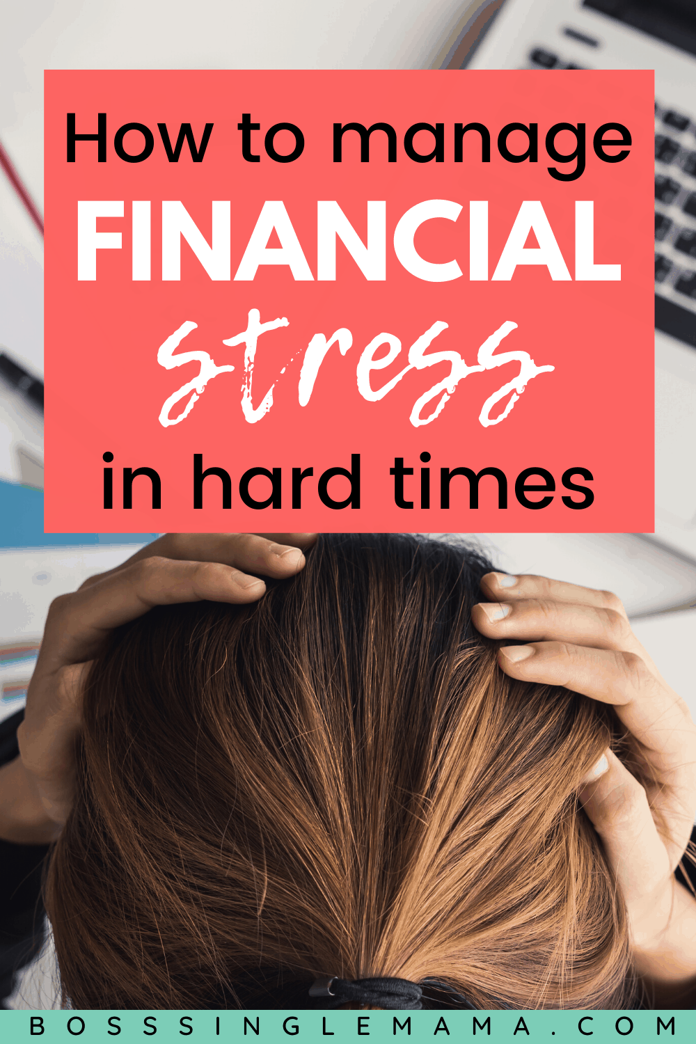 how to manage financial stress
