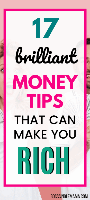 money tips to get rich