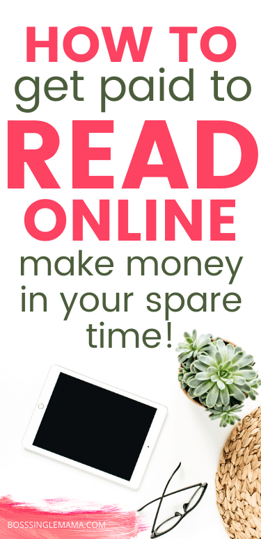 get paid to read