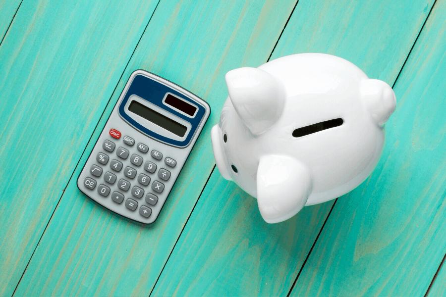 piggy bank calculator