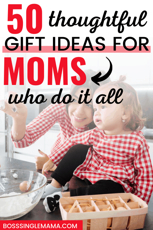 gifts for busy moms who do it all