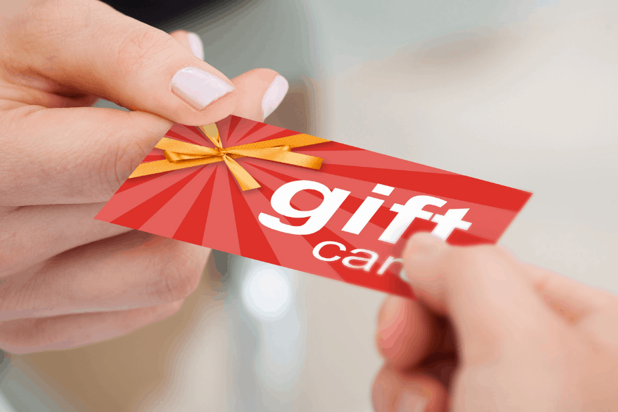 make money selling gift cards
