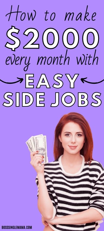 easy side hustles to make money