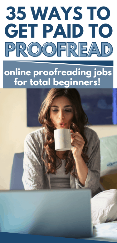 how to make money as a proofreader