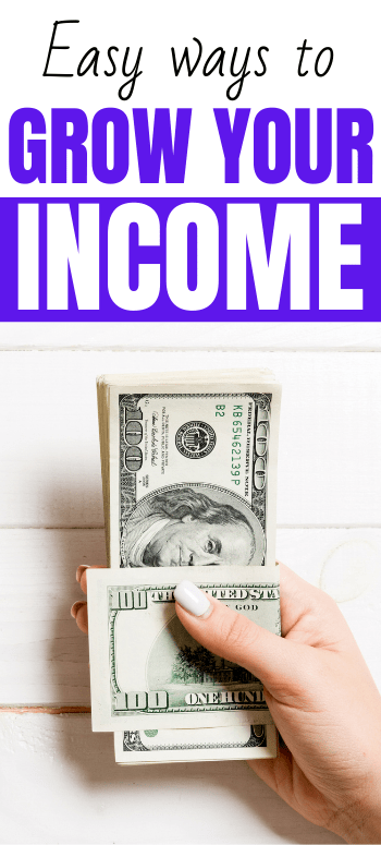 how to grow your income